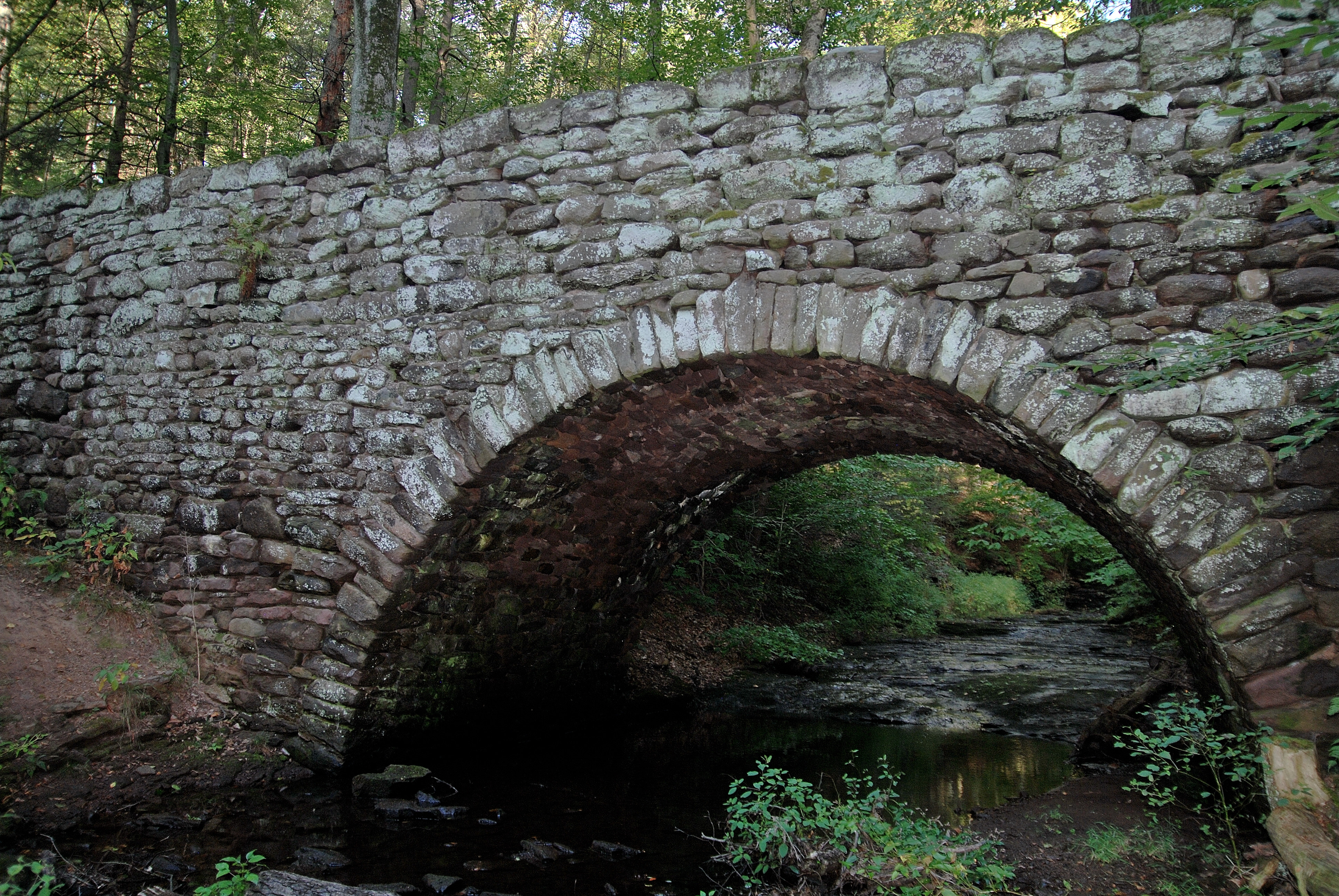 Some Of The Most Elegant And Substantial Footbridges Are Hidden