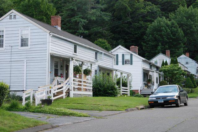 1830s Worker Duplex Cottages