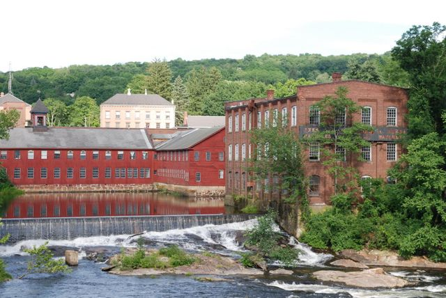 The Collins Company Axe Factory