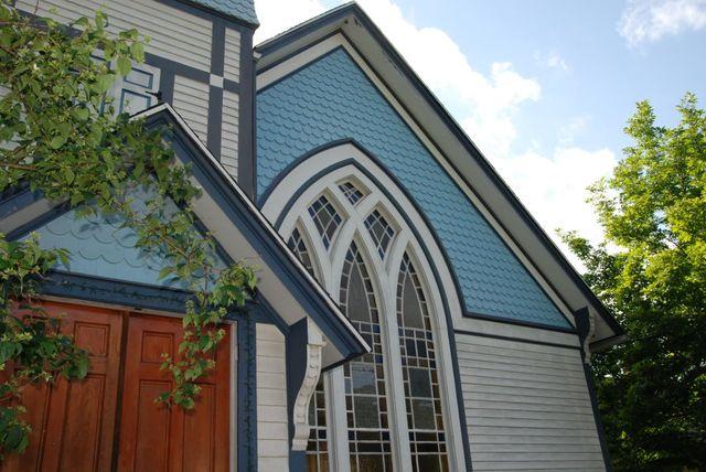 Swedish Church, Now a Home